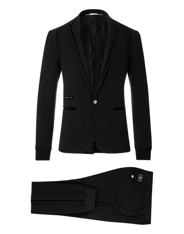 """suit """"left aside"""""""