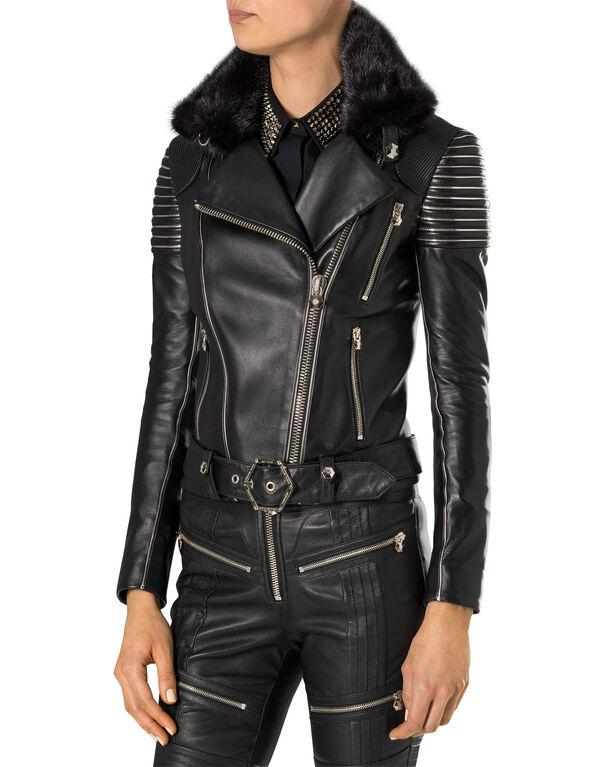 "leather jacket ""jacksonville"""