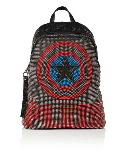 leather backpack ocean avenue