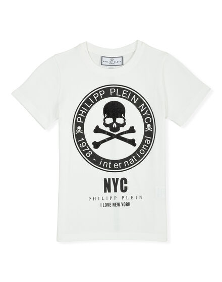 T-shirt Round Neck SS Dacio NY