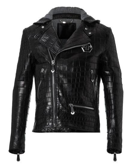 Leather Jacket Herbert