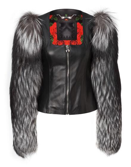 Leather Jacket Cielo