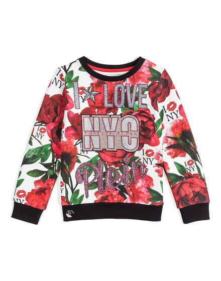 Sweatshirt LS Flow Flo