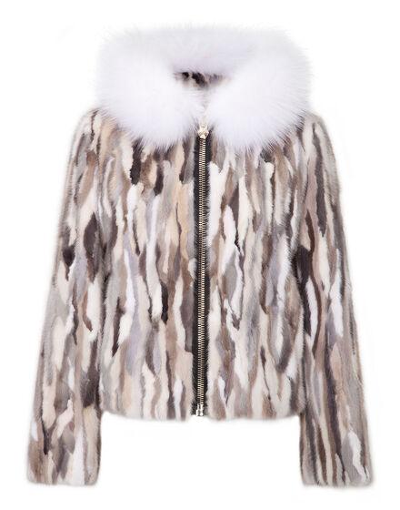 fur jacket dark angel