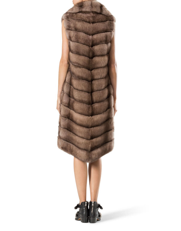 """fur coat """"shameless"""""""