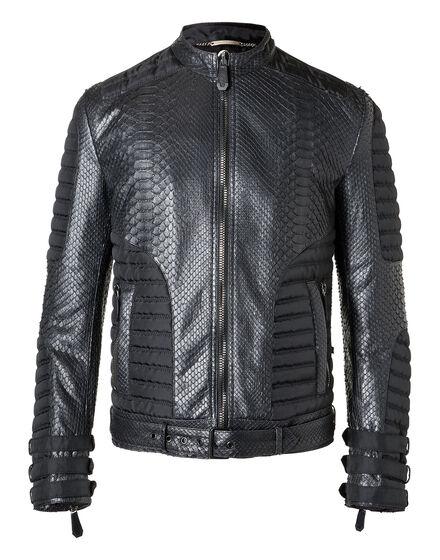 Leather Jacket Smash