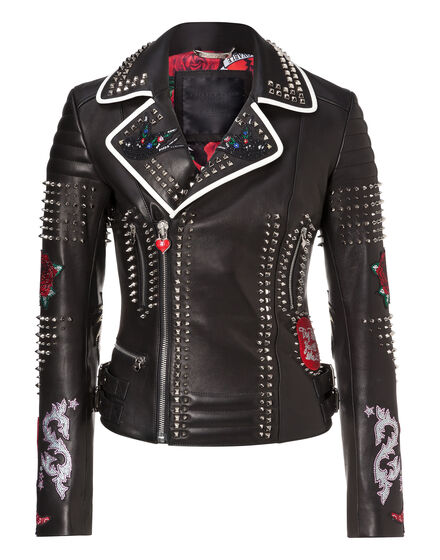 Leather Biker Starr