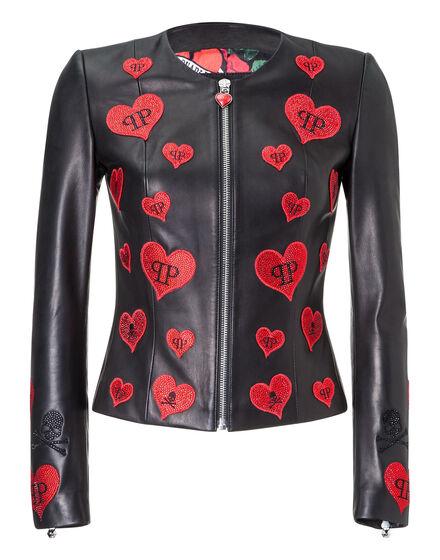 Leather Jacket Hidalgo