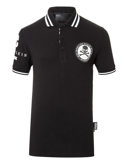Polo shirt SS Side