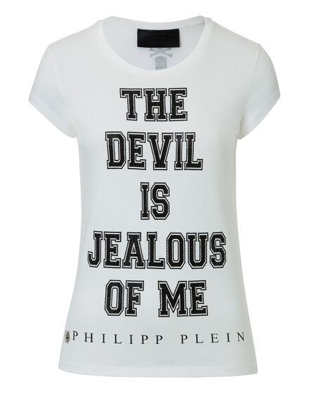T-shirt Round Neck SS Devil