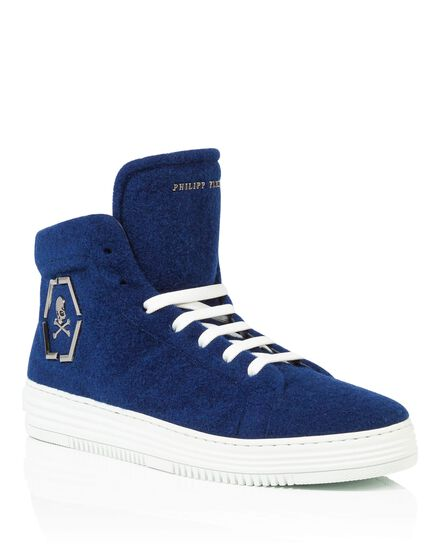 Hi-Top Sneakers Aspen