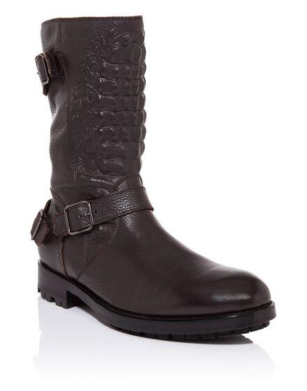 Boots Lo-Heels Low chopard