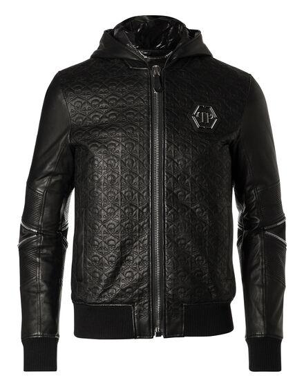 Leather Jacket Taikin