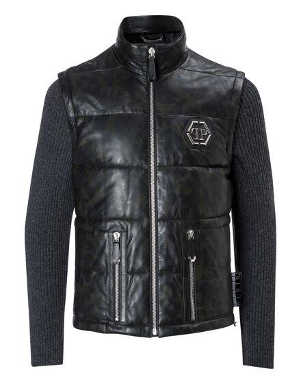 Leather Jacket Move