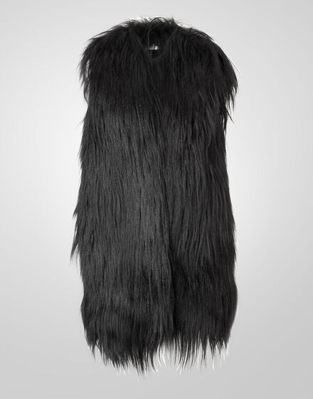dress fur girl