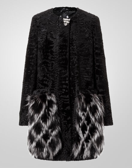 fur coat zaz