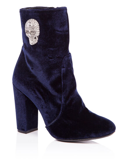 bootie high heels Kaia