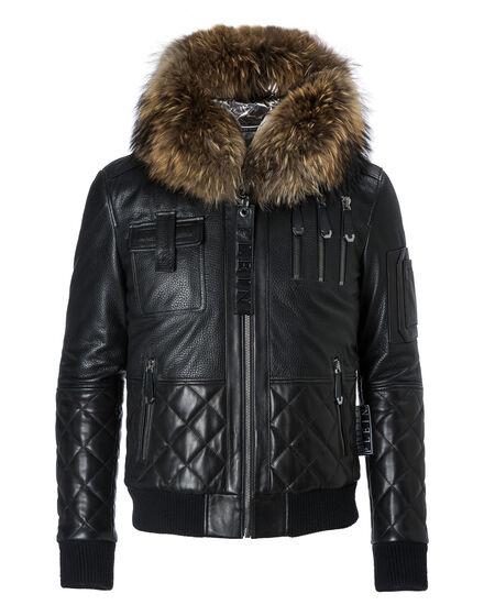 Leather Jacket Soft