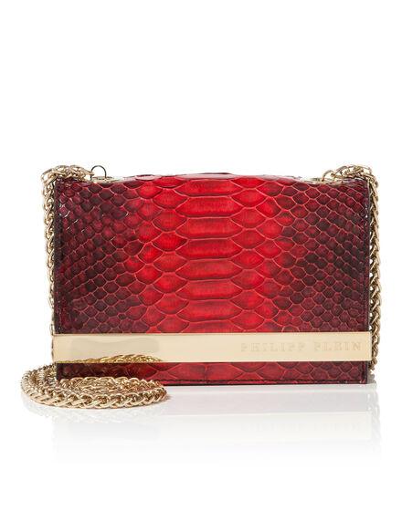shoulder bag S reptilia