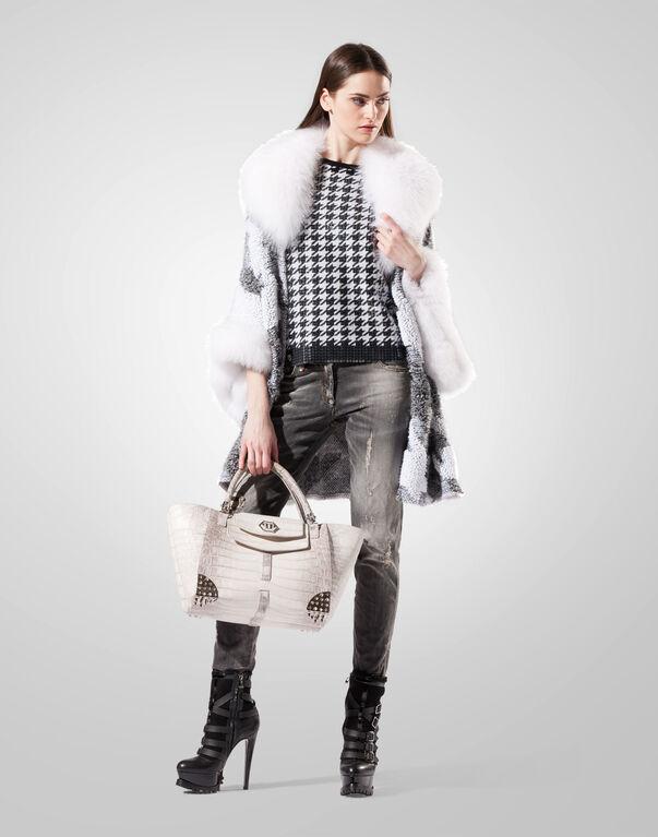 "handbag ""crazy shell"""