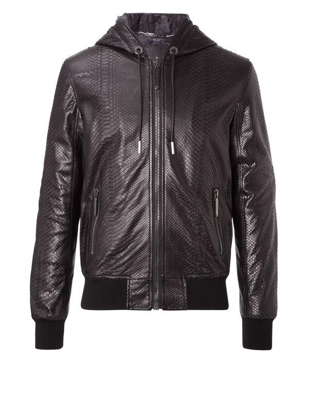 "jacket ""fuckin´flyer"""