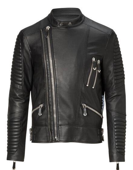 Leather Biker Jin