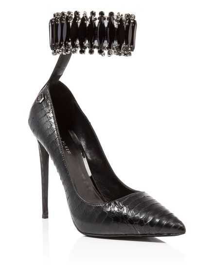 Decollete Hi-Heels Helm