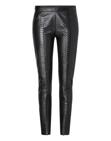 leather leggings animal