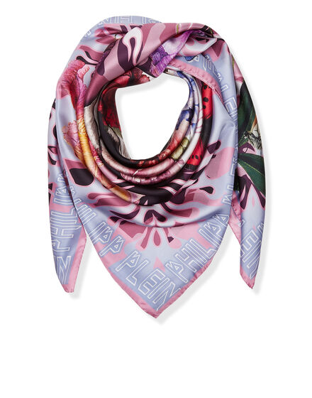 Foulard Light strawberry