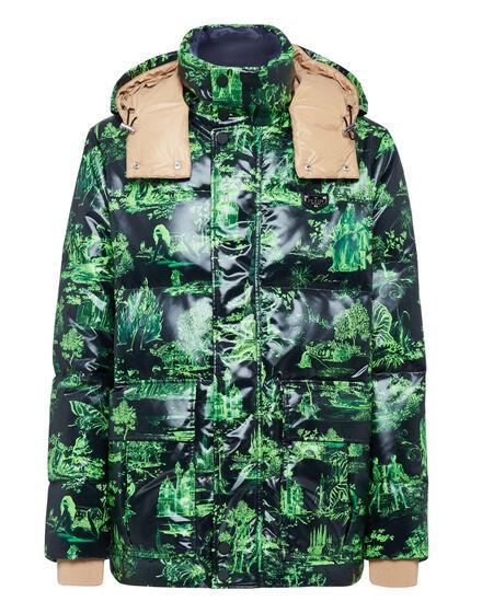 Nylon Jacket En PLEIN air