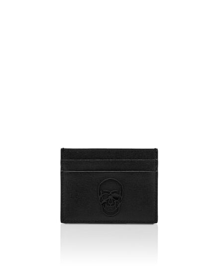 Credit Cards Holder Skull