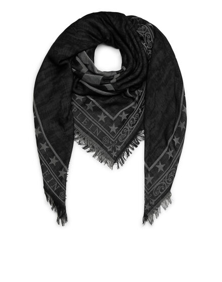 Square Scarf Space Plein