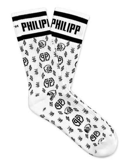 Socks macro Monogram