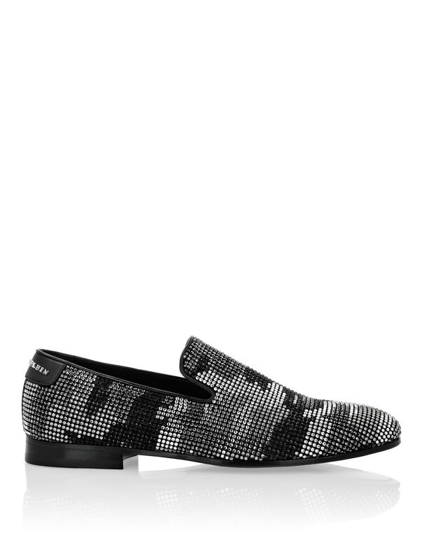 Moccasin studs Camouflage