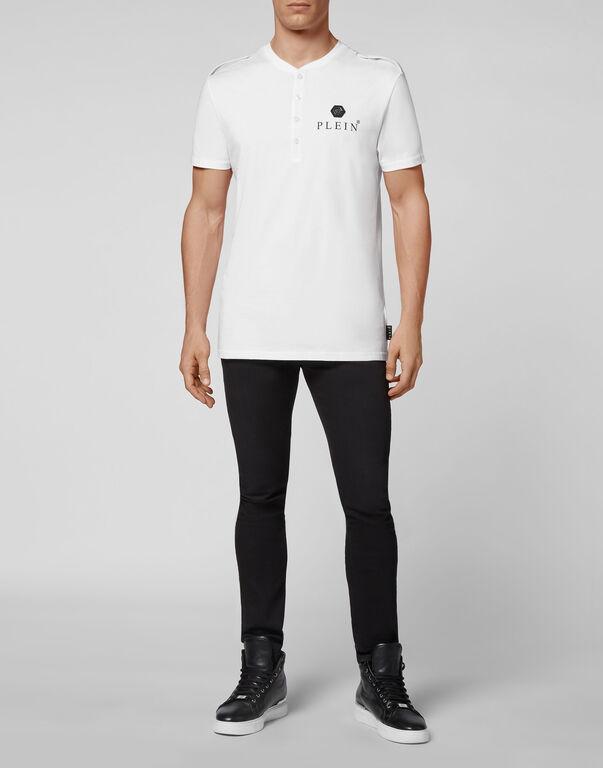 T-shirt Round Neck SS Iconic Plein