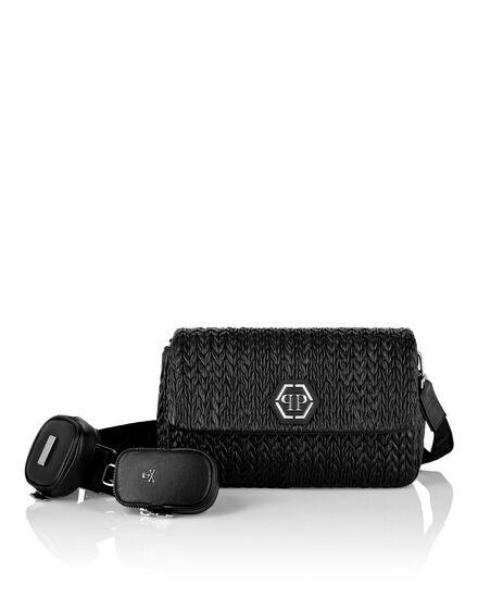 Medium Shoulder Bag Iconic Plein