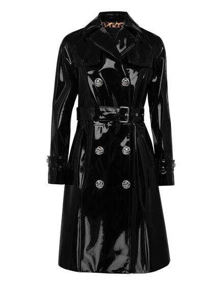 Coat Long Killer  Latex