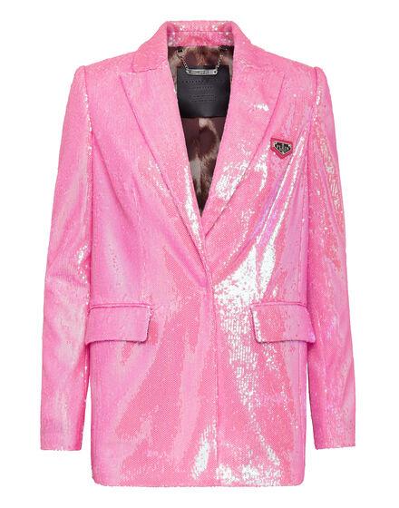 Blazer Jacket Paillettes