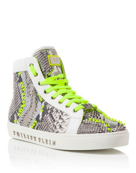 Hi-Top Sneakers Start up
