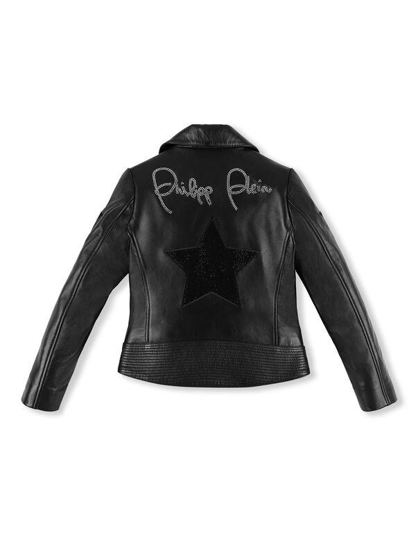 Leather Biker Signature