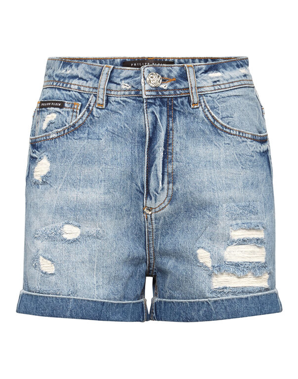 Hot pants Iconic Plein