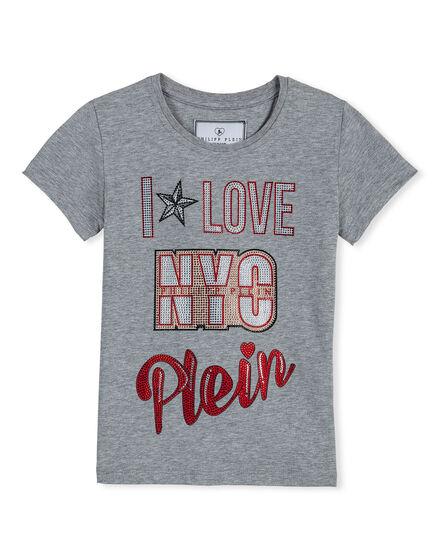 T-shirt Round Neck SS Add Ny