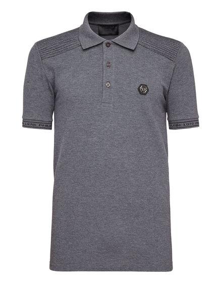 Polo shirt SS The mood