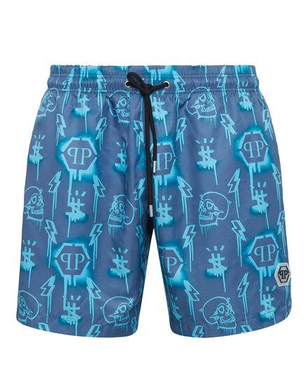 Beachwear Short Trousers Monogram