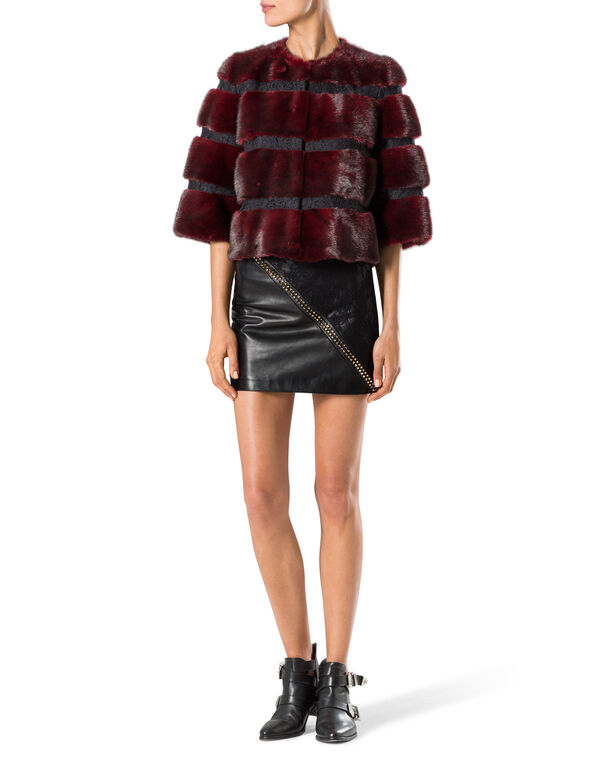"fur jacket ""ellesmera"""