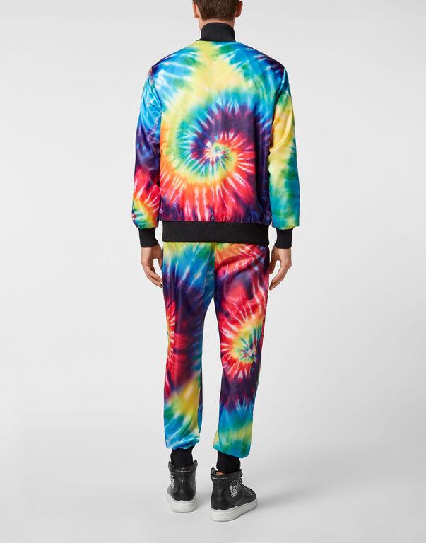 Cady Jacket/Trousers Tie dye