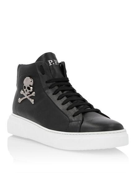 Hi-Top Sneakers Bill
