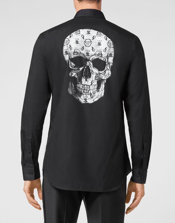 Shirt Playboy Fit Skull
