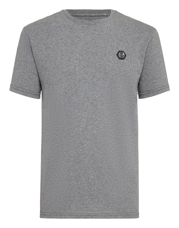 T-shirt Platinum Cut Round Neck Original