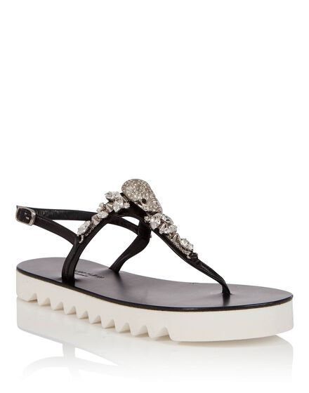 Sandals Flat Jolie